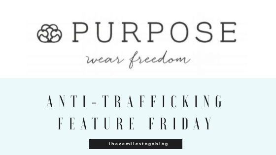 Purpose Jewelry: Wear Freedom, Give Freedom