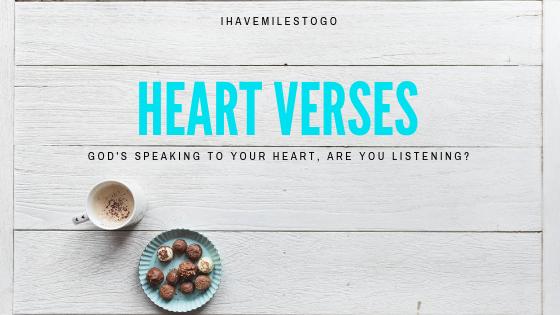 Heart Verses