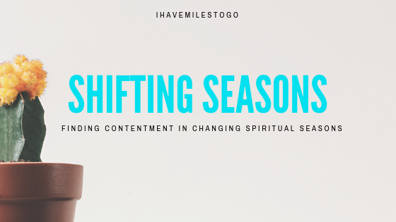 Shifting Seasons